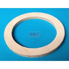 3.0 inch - 2.1 inch (54mm) Coupler Centering Ring