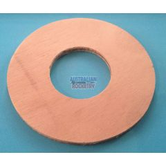 3.9 inch - 1.5 inch (38mm) Coupler Centering Ring