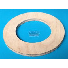 3.9 inch - 2.1 inch (54mm) Coupler Centering Ring