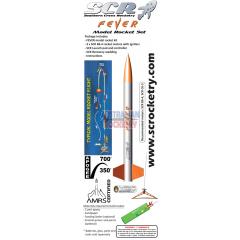 Fever Model Rocket Set