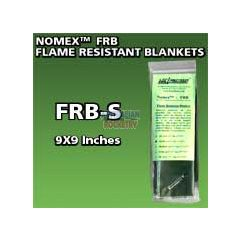 NOMEX 9x9 for up to 3 inch Tube