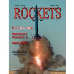 Rockets Magazine - Volume 1, Issue 6