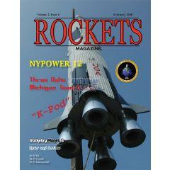 Rockets Magazine - Volume 2, Issue 6