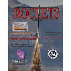 Rockets Magazine - Volume 3, Issue 6
