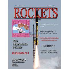 Rockets Magazine - Volume 5, Issue 6