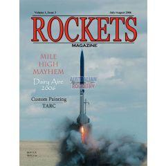 Rockets Magazine - Volume 1, Issue 3