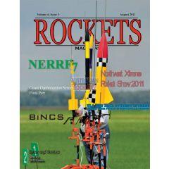 Rockets Magazine - Volume 6, Issue 3