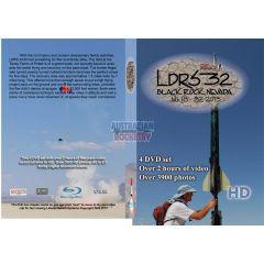 Large and Dangerous Rocket Ships 32 (Blu-Ray)