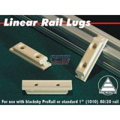 Linear Launch Rail Lugs 1010 - Pair