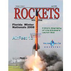 Rockets Magazine - Volume 3, Issue 1