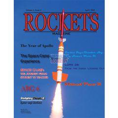 Rockets Magazine - Volume 4, Issue 1