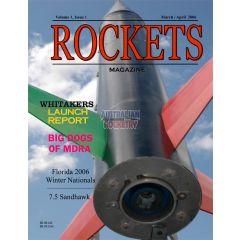 Rockets Magazine - Volume 1, Issue 1