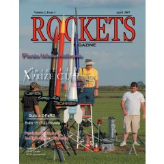 Rockets Magazine - Volume 2, Issue 1