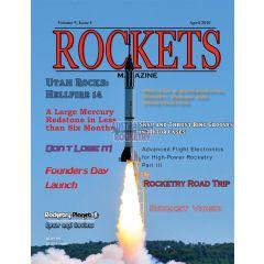 Rockets Magazine - Volume 5, Issue 1