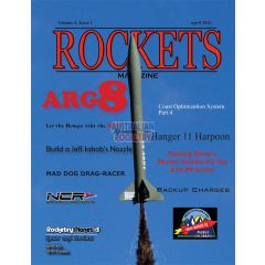 Rockets Magazine - Volume 6, Issue 1