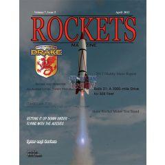 Rockets Magazine - Volume 8, Issue 1
