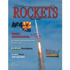 Rockets Magazine - Volume 2, Issue 2
