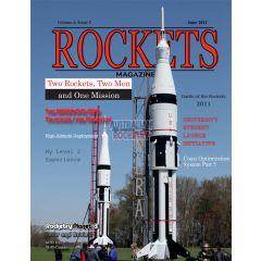 Rockets Magazine - Volume 6, Issue 2