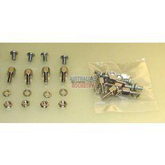 4/40 (~2.5mm) Metal Mounting Hardware