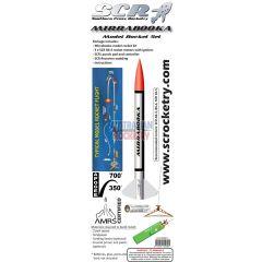 Mirrabooka Model Rocket Set