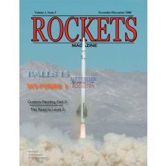 Rockets Magazine - Volume 1, Issue 5