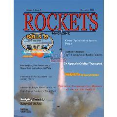 Rockets Magazine - Volume 5, Issue 5