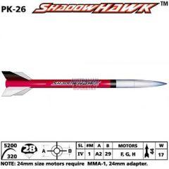SHADOWHAWK (2 inch)