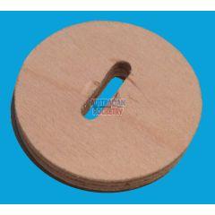 1.5 inch (38mm) Piston Plate