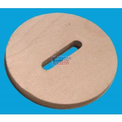 2.1 inch (54mm) Piston Plate