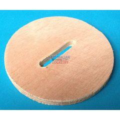 2.5 inch (65mm) Piston Plate