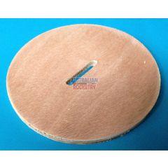 3.9 inch (98mm) Piston Plate