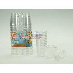 40 piece Plastic Shot Glass