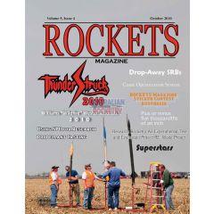 Rockets Magazine - Volume 5, Issue 4