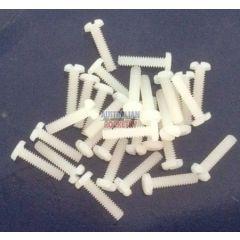 4/40 Nylon Shear Pins (30 pack)