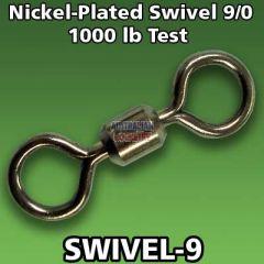 Swivel 9 - 1000lbs / 453kg